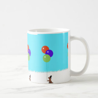 GROUNDHOG コーヒーマグカップ