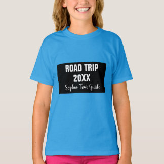 Group Road Trip Girl's T-Shirt Tシャツ
