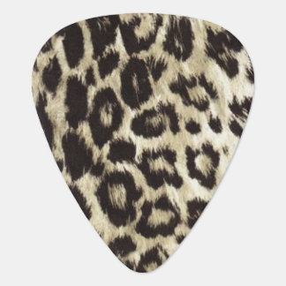 Groverallmanのギターピックかヒョウのプリント ピック