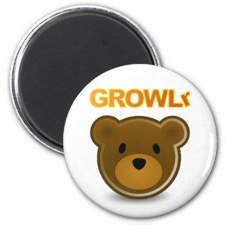 GROWLrの磁石 マグネット