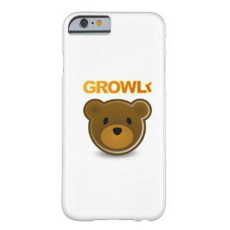 GROWLrのiPhone6ケース Barely There iPhone 6 ケース