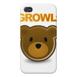 GROWLrのiphone 4ケース iPhone 4/4Sケース