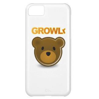 GROWLrのiPhone 5の場合 iPhone5Cケース