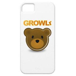 GROWLrのiPhone 5の場合 iPhone SE/5/5s ケース