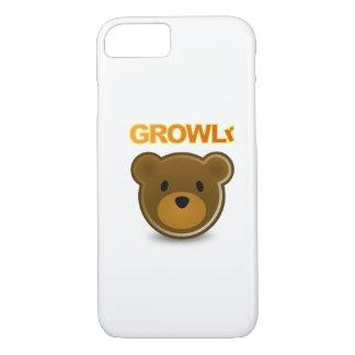 GROWLrのiPhone 7の場合 iPhone 8/7ケース