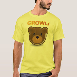 GROWLrのTシャツ Tシャツ