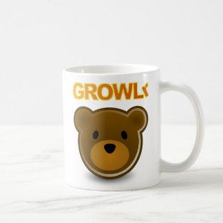 GROWLr_TShirt コーヒーマグカップ