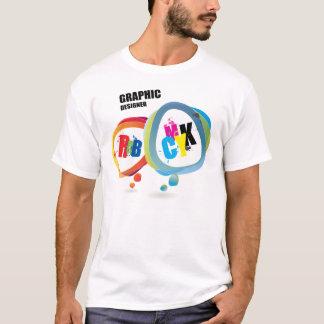 GrpahicデザイナーTシャツ Tシャツ