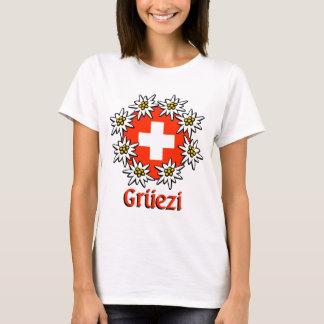Grueziの女性ベビードール Tシャツ