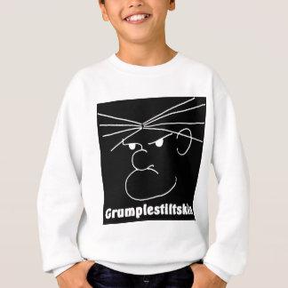 Grumplestiltskin (黒) スウェットシャツ