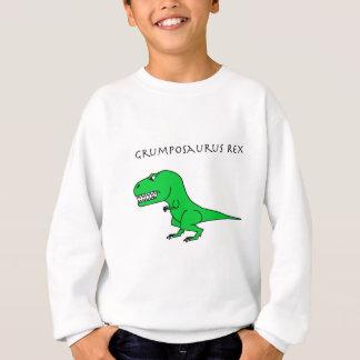 Grumposaurusのレックスの緑 スウェットシャツ