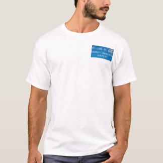 grundy空港 tシャツ