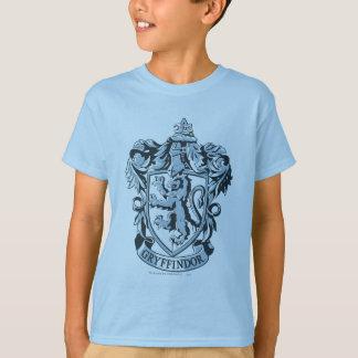Gryffindorの頂上の青 Tシャツ