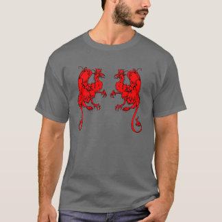 Gryphonの頂上 Tシャツ