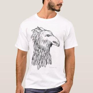 Gryphonの頭部 Tシャツ
