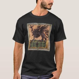 Gryphonの黒いTシャツ Tシャツ