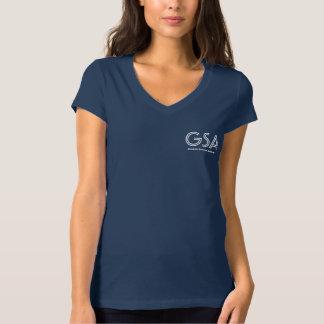 GSAはワイシャツ- Glendaleの成功アカデミー--に文字を入れます Tシャツ