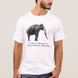 GSARのアメリカマンモス Tシャツ
