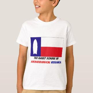 gsarlogo tシャツ