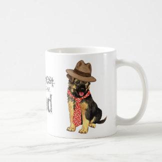 GSDのパパ コーヒーマグカップ