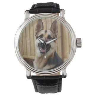GSDのヘッド打撃 腕時計