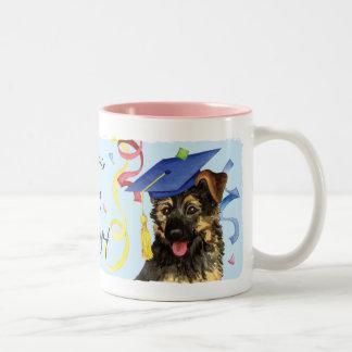 GSDの卒業生 ツートーンマグカップ