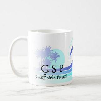 GSPのコーヒー・マグ(decaf無し)の波1 コーヒーマグカップ