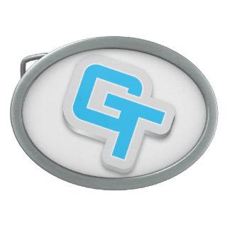 GTのベルトの留め金 卵形バックル