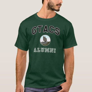 GTACSの卒業生 Tシャツ