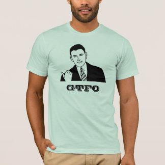 GTFOのTシャツ Tシャツ