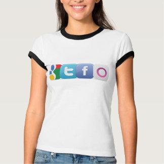 GTFOのTシャツFTW! Tシャツ