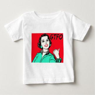 GTFO Gal ベビーTシャツ