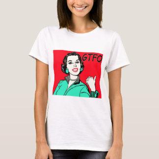 GTFO Gal Tシャツ