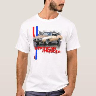 GTOアメリカ筋肉Tシャツ Tシャツ