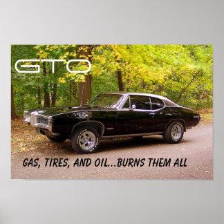 GTO ポスター