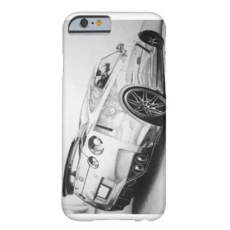 GTR日産 BARELY THERE iPhone 6 ケース