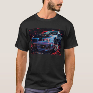 GTR Vagabundoのデザイン Tシャツ