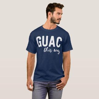Guacこうすれば Tシャツ