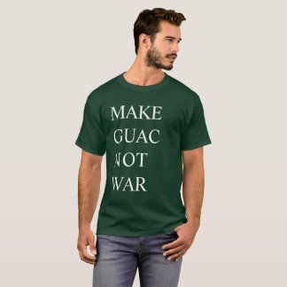 Guacない戦争をして下さい Tシャツ