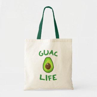 GUAC (グアカモーレ)の人生の緑 トートバッグ