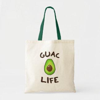 GUAC (グアカモーレ)の生命 トートバッグ