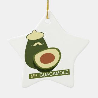 Guacamole氏 セラミックオーナメント
