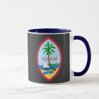 Guam*米国のマグ マグカップ