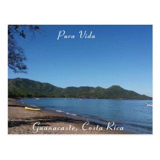 Guanacasteのコスタリカの郵便はがき ポストカード
