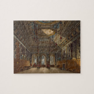 Guard Chamberの「王室のからのWindsorの城王の、 ジグソーパズル