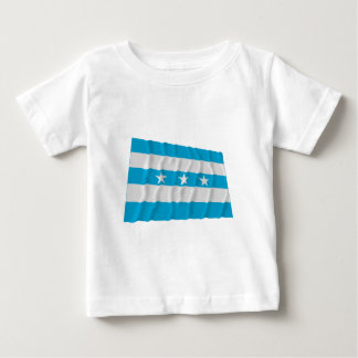Guayasの振る旗 ベビーTシャツ