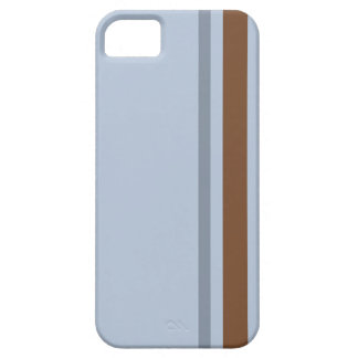 Gucci_Fall2014-inspired IPhoneの場合/BlueBrown iPhone SE/5/5s ケース