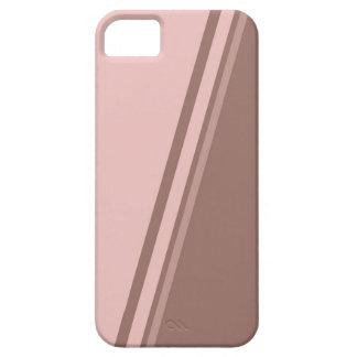 Gucci_Fall_2014-inspired IPhoneの場合/ブラウンのピンク iPhone SE/5/5s ケース