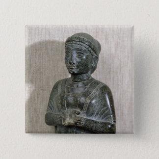 Gudea家族のプリンセス 5.1cm 正方形バッジ