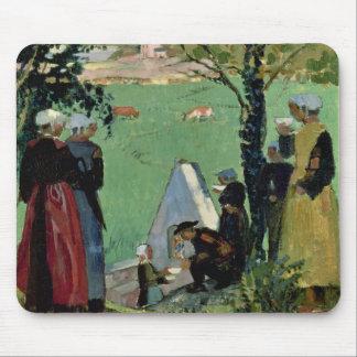 Guidelの神聖な春、c.1905 マウスパッド